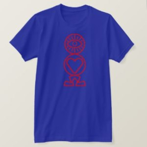 Tee Shirt Heart and Mind